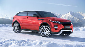range rover evoque 3d max