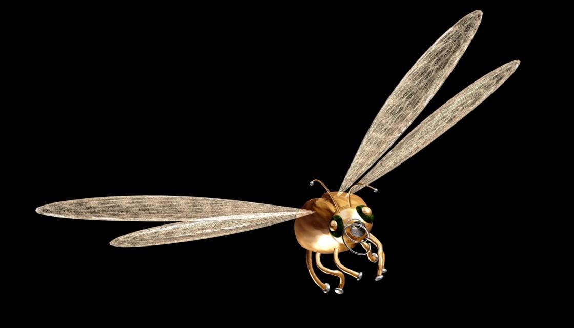 free - firefly 3d model