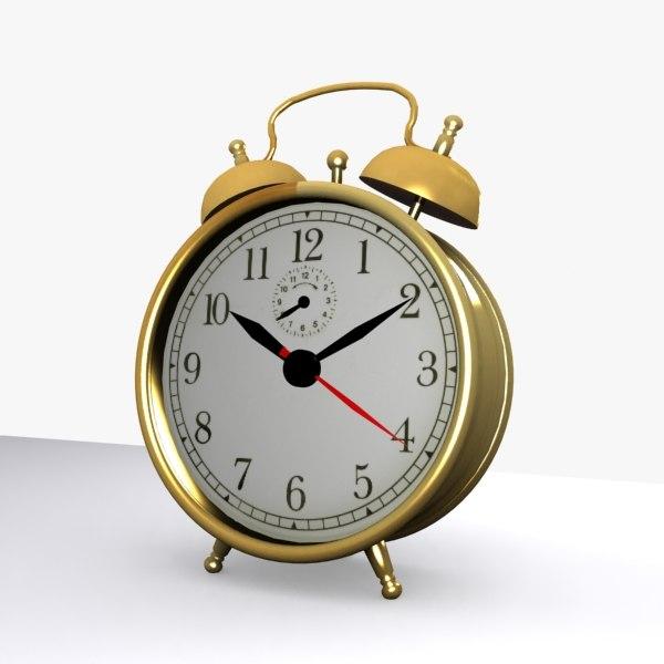 max alarm clock