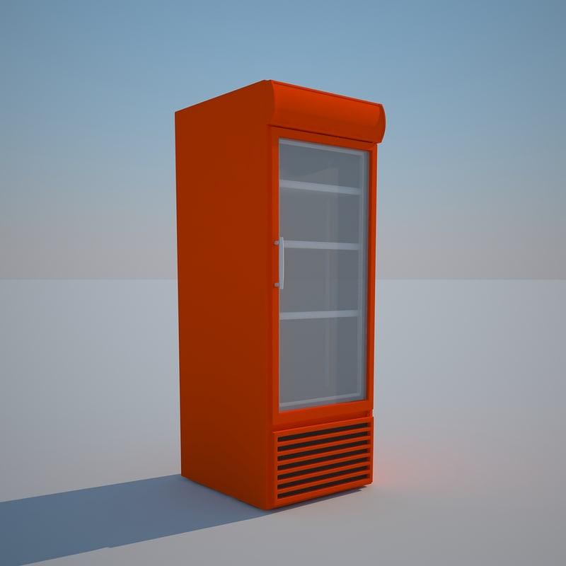 3d max refrigerator 2011