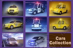 best cars 3d model