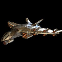 max space fighter bomber