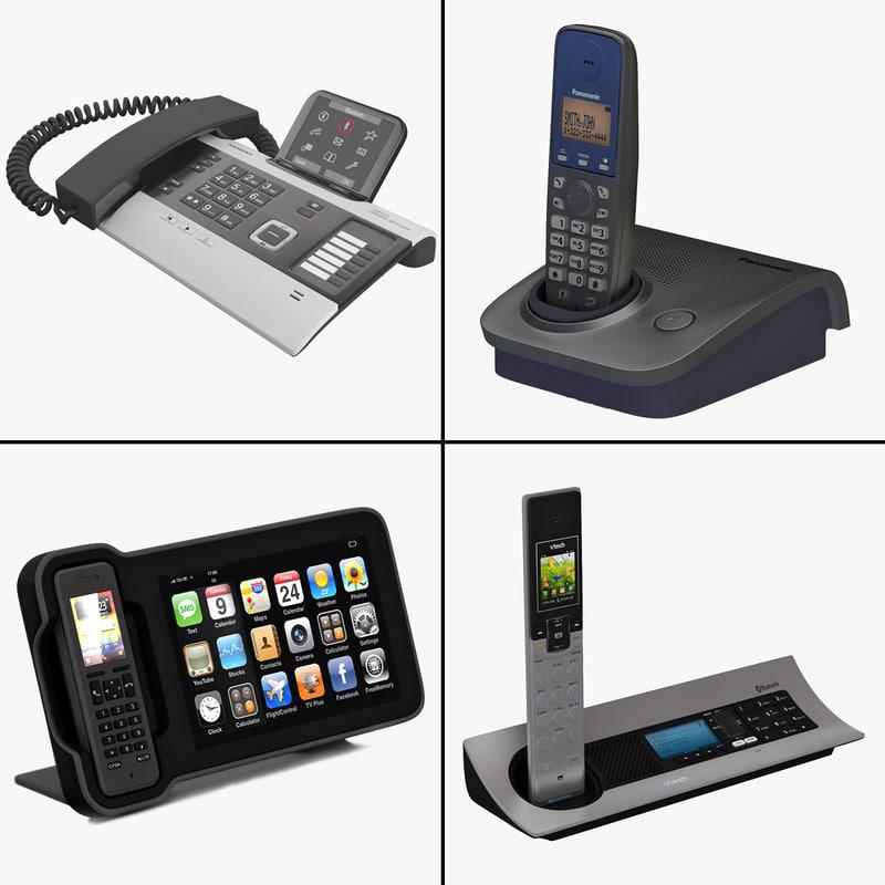 home phones 3d 3ds
