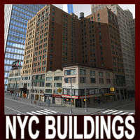 Nyc Buildings D