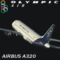 Airbus a320 Olympic Air
