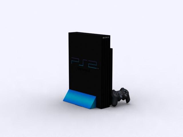 3dsmax playstation 2