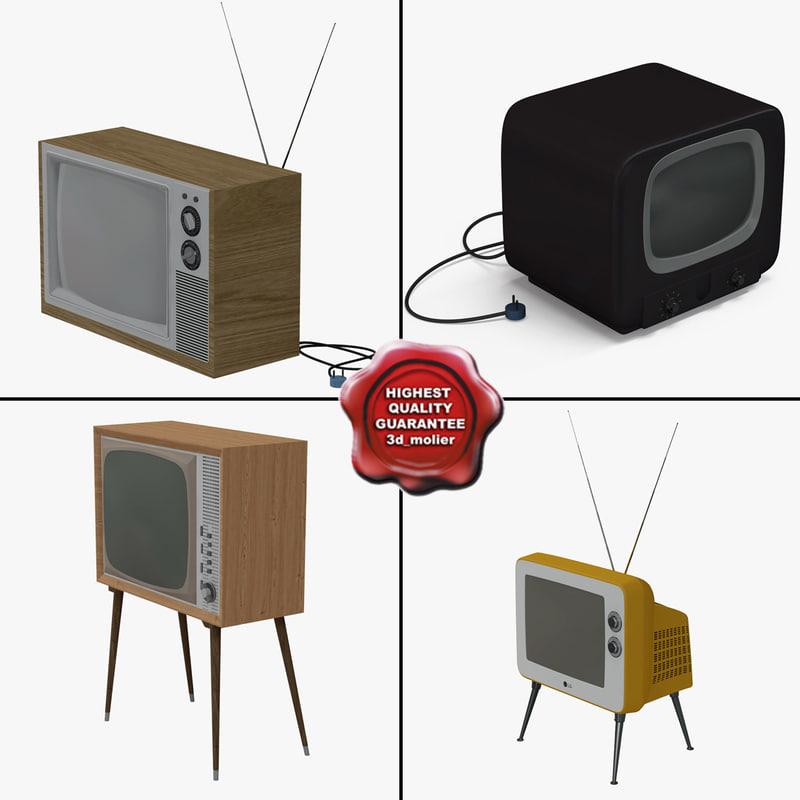 retro tv 3d 3ds