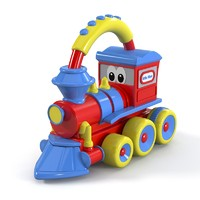 toy train 3d max