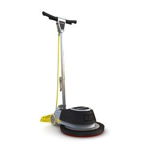 floor maintainer 3ds