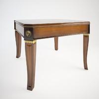 Angelo Cappellini Croce Coffee Table Art. 11080\Q