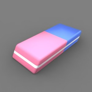 eraser rubber 3d max