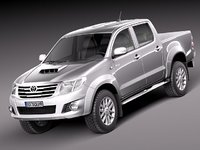 Toyota Hilux 2012 doublecab