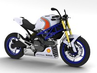 3ds ducati monster 796 racer