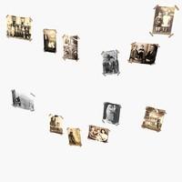 3ds max photo vintage