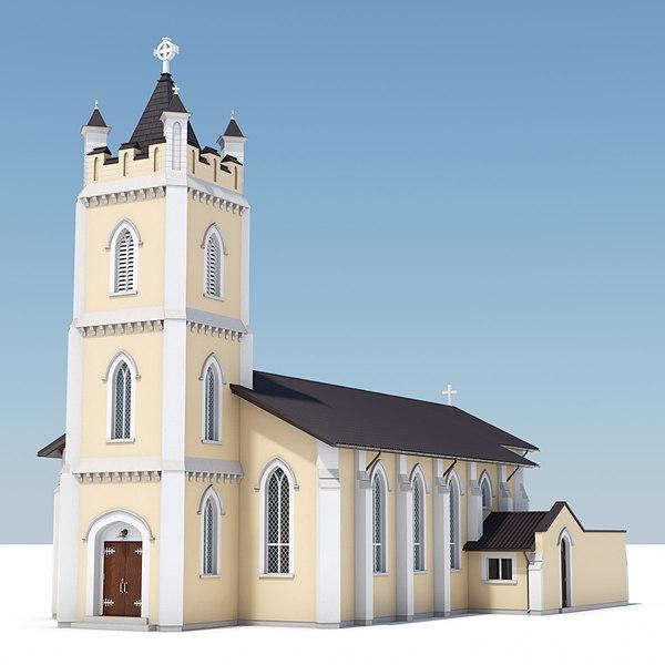 max chapel church