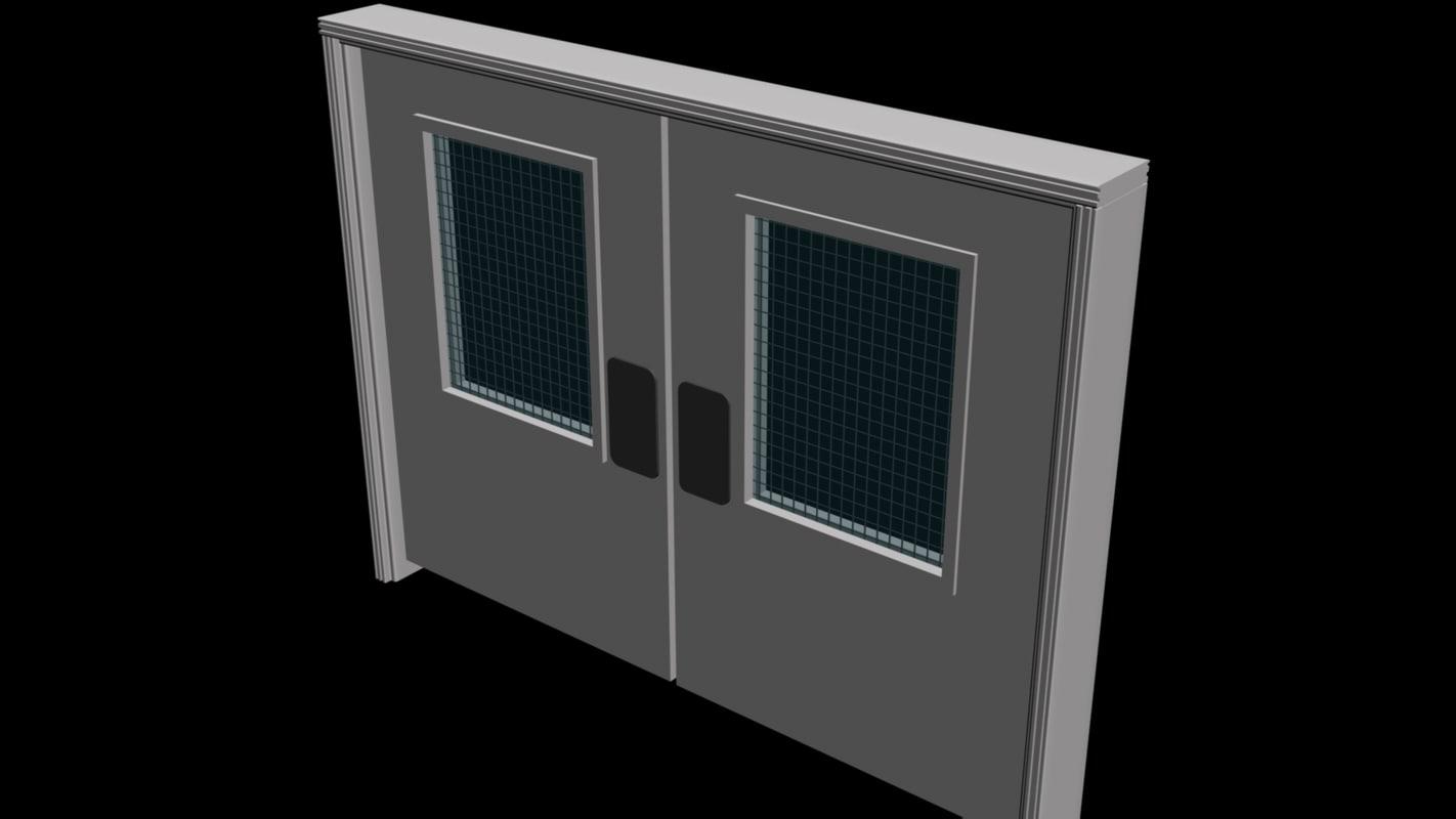 double doors max
