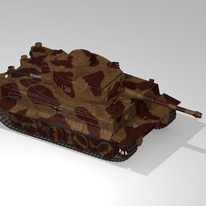 max german wwii tank tracks