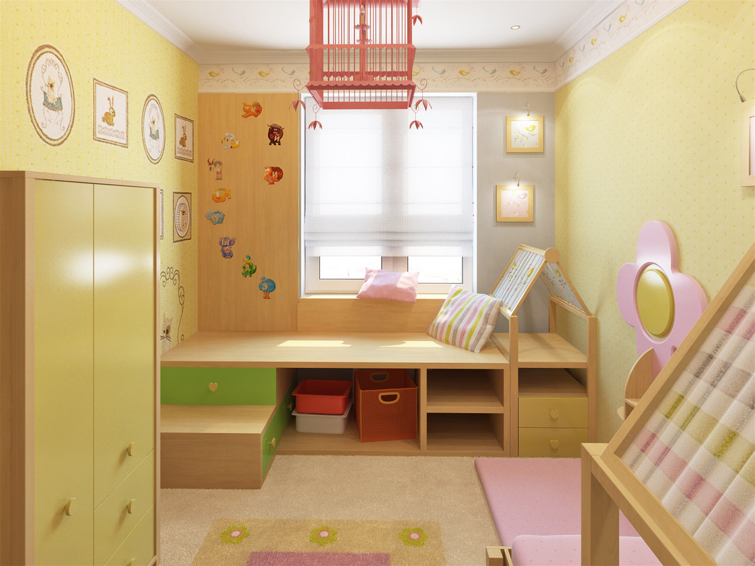 children room max