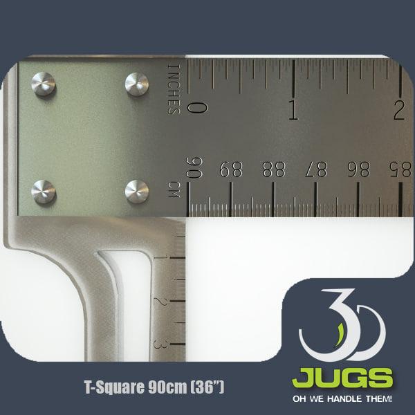 t square 3d model