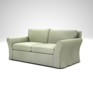 sofa amberley 3d lwo