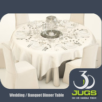 Wedding / Banquet Dinner Table