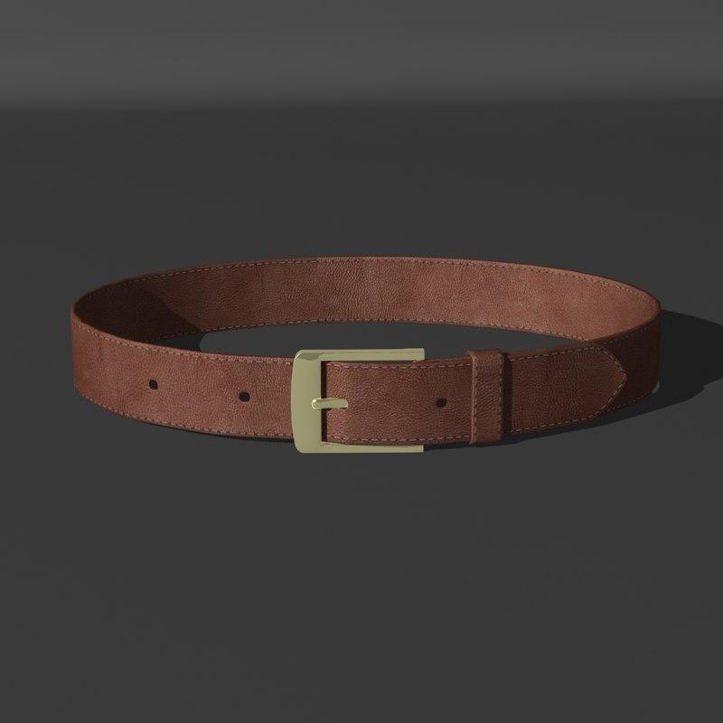 new belt 3d max