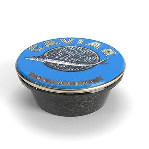 black caviar max