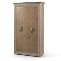 3d max bedroom armoire classic