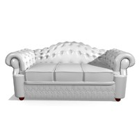 Oxford 3 Seater Chair