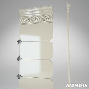 3d tile ceramiche grazia new