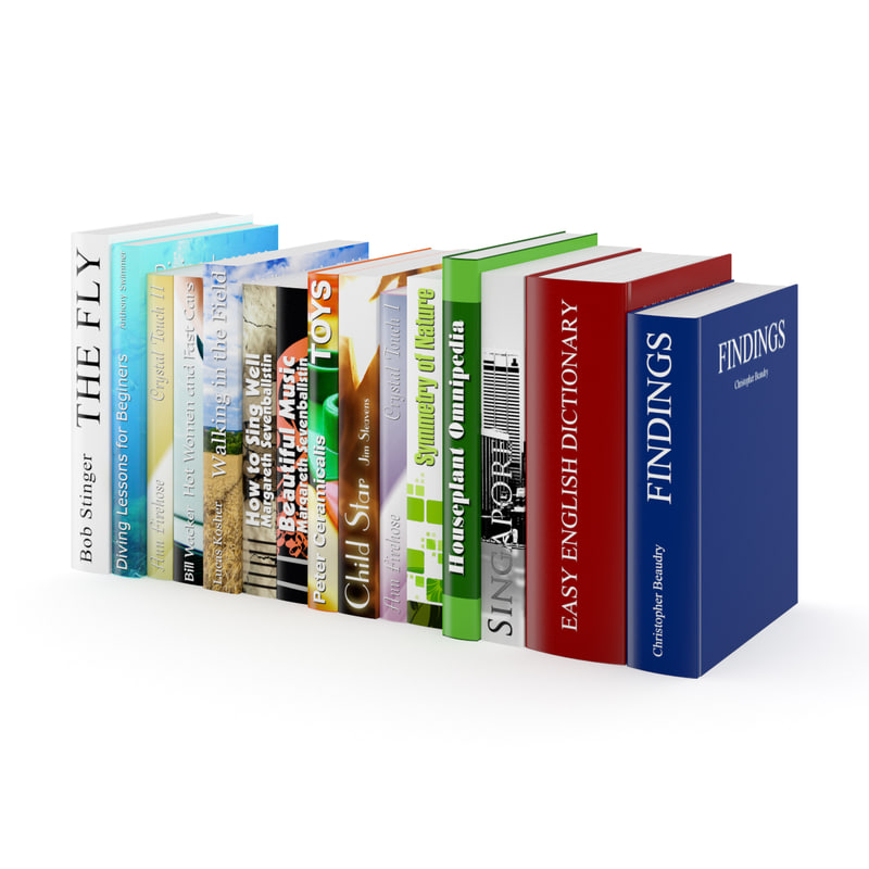 3ds max book set