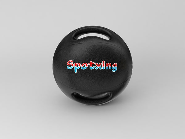 3d model medicine ball