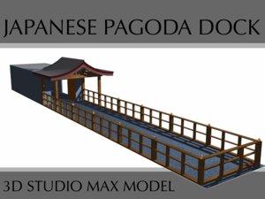 japanese dock max