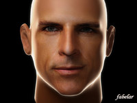 3ds ben stiller head