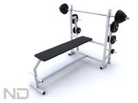 Exercise Equipment 02