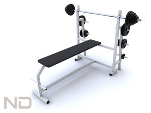 exercise equipment 3ds