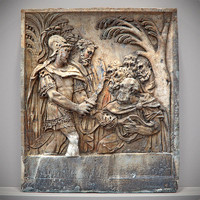 old relief obj