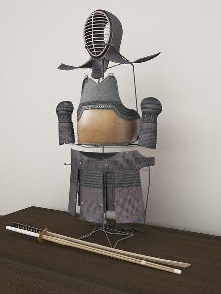 max kendo equipment