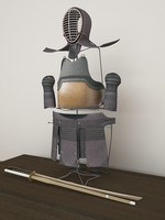 kendo equipment