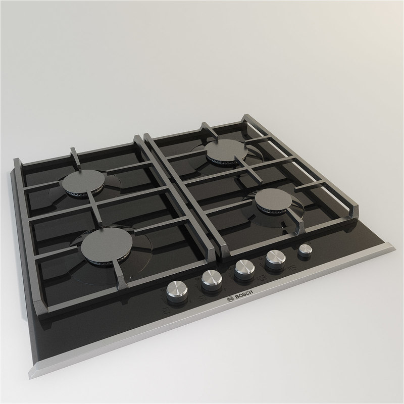 max bosch integrated hob