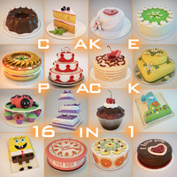 Cakes Pack Collection