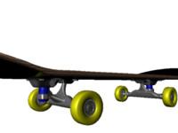 ma skateboard deck