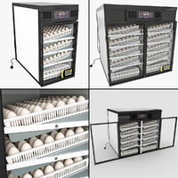 3ds max egg incubators