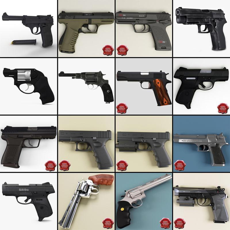 3d pistols 8