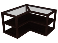 3ds uv coffee table