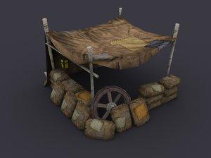tent low max