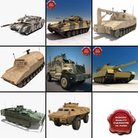 Tanks Collection V11