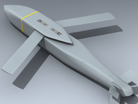 3d weapon navy model