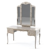 Angelo Cappelini 9635 classic baroque makeup table