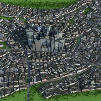 max skyscraper cityscape